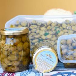 Olive condite alla campagnola